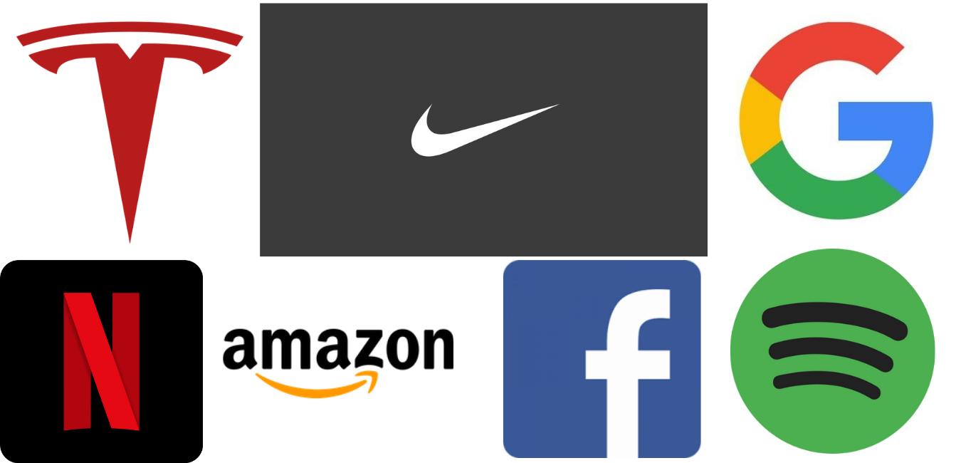 美股投資學介紹了許多美國知名企業